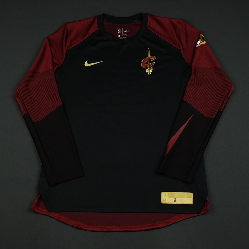 Jordan Clarkson - Cleveland Cavaliers - 2018 NBA Finals - Game-Issued Shooting Shirt