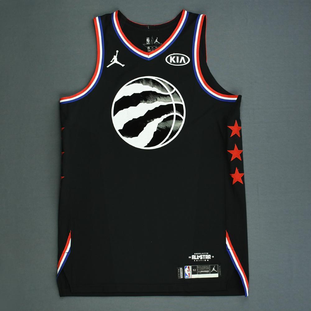 5288a927fa1 Kawhi Leonard - 2019 NBA All-Star Game - Team LeBron - Autographed Jersey