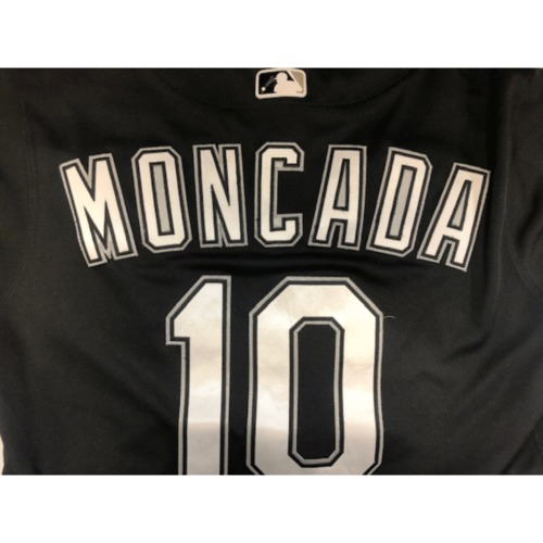 Photo of Yoan Moncada Team-Issued 2019 Spring Training Jersey (not authenticated)