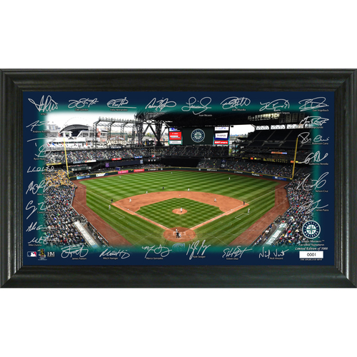 Photo of Seattle Mariners Signature Field Photo Frame