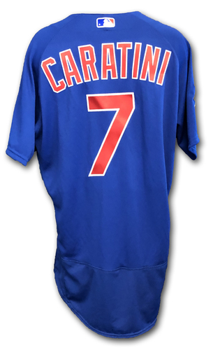 Photo of Victor Caratini Team-Issued Jersey -- Size 46 -- Spring Training 2019