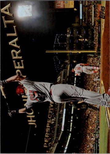 Photo of 2016 Topps Perspectives #P9 Jhonny Peralta