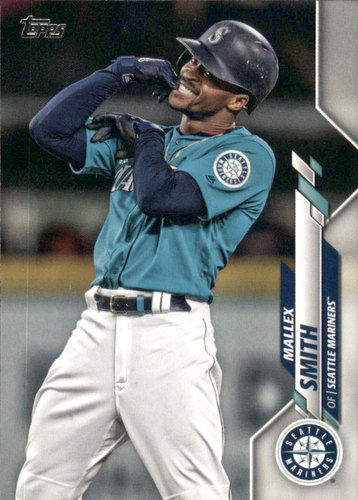 Photo of 2020 Topps #303 Mallex Smith