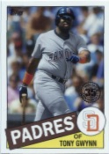 Photo of 2020 Topps '85 Topps #8585 Tony Gwynn