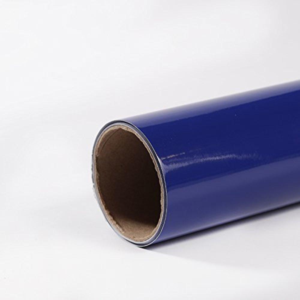 """Photo of Oracal 651 Cobalt Blue Permanent Vinyl Roll 12"""" x 15 Feet"""
