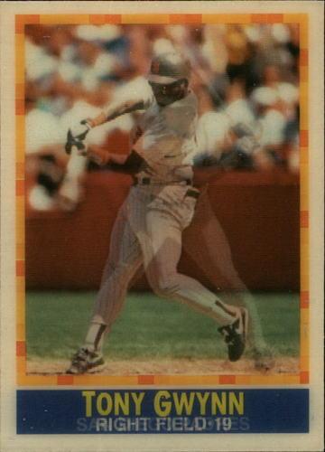 Photo of 1990 Sportflics #98 Tony Gwynn