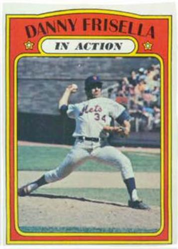 Photo of 1972 Topps #294 Dan Frisella IA