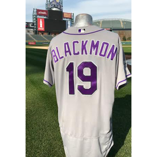 premium selection 77038 86516 MLB Auctions | Colorado Rockies Charlie Blackmon Game-Used ...