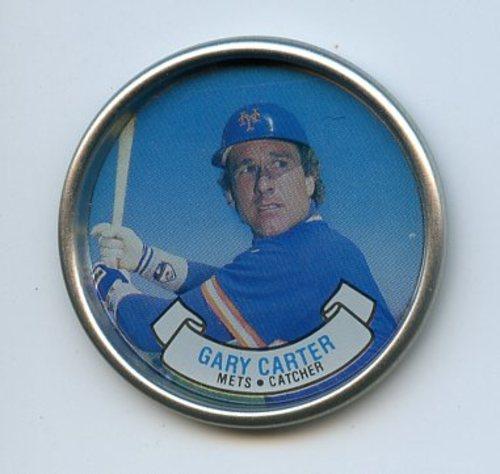 Photo of 1987 Topps Coins #28 Gary Carter