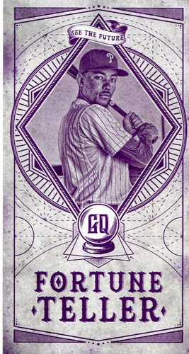Photo of 2018 Topps Gypsy Queen Fortune Teller Mini #FTM4 J.P. Crawford