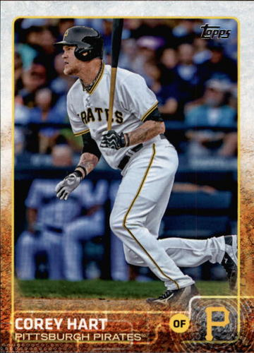 Photo of 2015 Topps #551 Corey Hart
