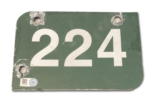 Photo of Wrigley Field Collection -- Concourse Sign - '224'