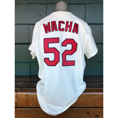 Photo of Cardinals Authentics: Team Issued Michael Wacha Turn Back the Clock Jersey