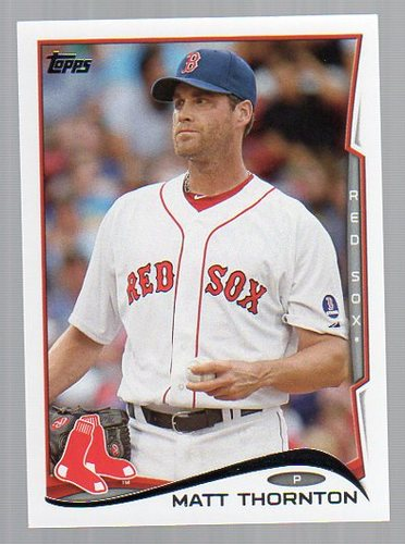 Photo of 2014 Topps #289 Matt Thornton