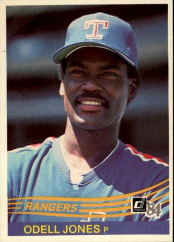 Photo of 1984 Donruss #256 Odell Jones