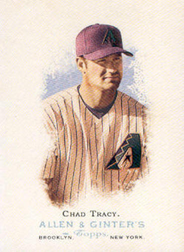 Photo of 2006 Topps Allen and Ginter #22 Chad Tracy