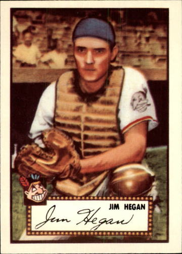 Photo of 1983 Topps 1952 Reprint #17 Jim Hegan