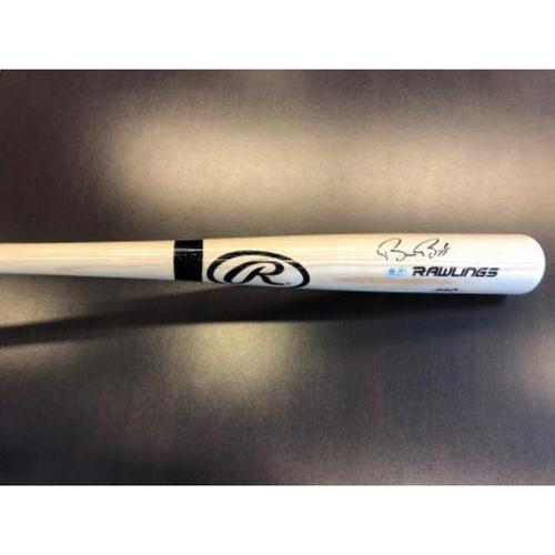 Photo of Giants End of Season Auction: Bruce Bochy Autographed Bat
