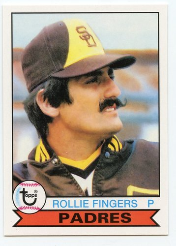 Photo of 2016 Topps Berger's Best Series 2 #BB21979 Rollie Fingers