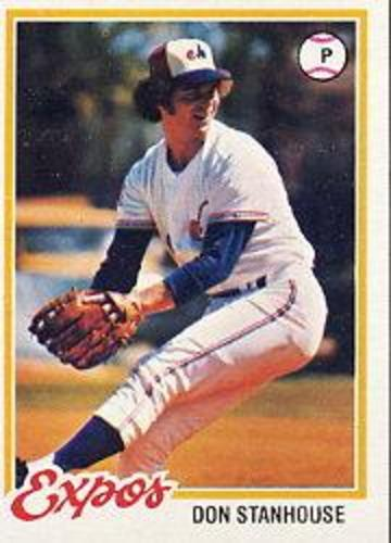 Photo of 1978 Topps #629 Don Stanhouse