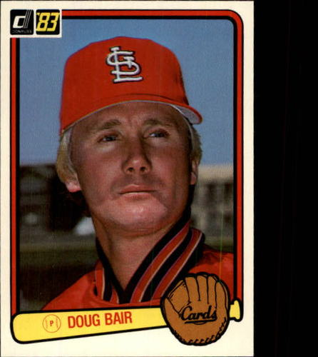 Photo of 1983 Donruss #372 Doug Bair