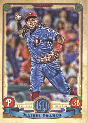 Photo of 2019 Topps Gypsy Queen #69 Maikel Franco