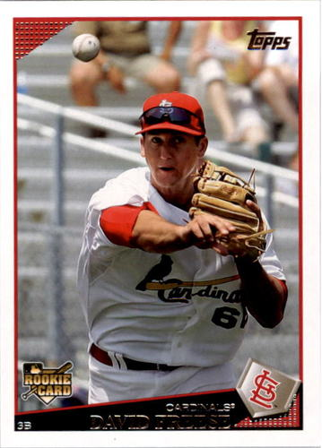 Photo of 2009 Topps #643 David Freese RC