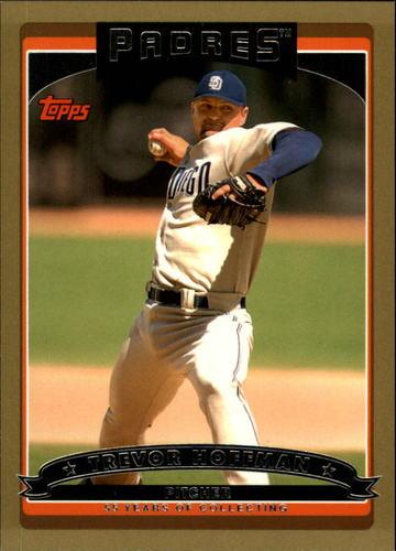 Photo of 2006 Topps Gold #18 Trevor Hoffman