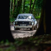 Photo of Rally Driving Experience at the Goodwood Festival of Speed - Sunday - click to expand.