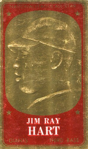 Photo of 1965 Topps Embossed #4 Jim Ray Hart