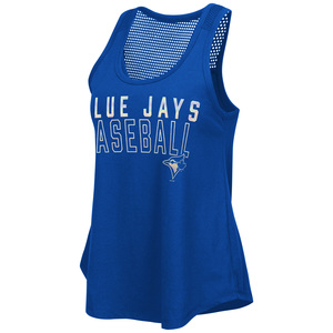 Toronto Blue Jays Women's Shine On MVP Tank by Touch