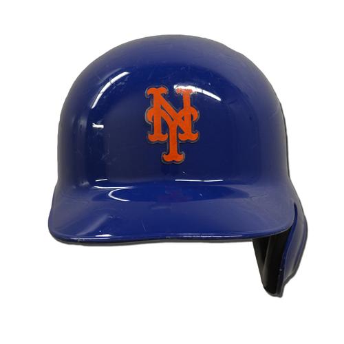 Matt Reynolds #15 - Game Used Batting Helmet - 2016 NL Wildcard - Mets vs. Giants - 10/5/16