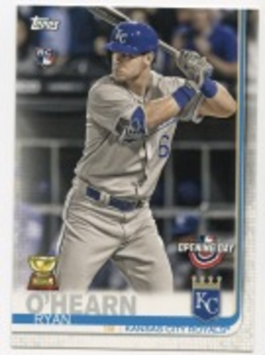 Photo of 2019 Topps Opening Day #4 Ryan O'Hearn RC