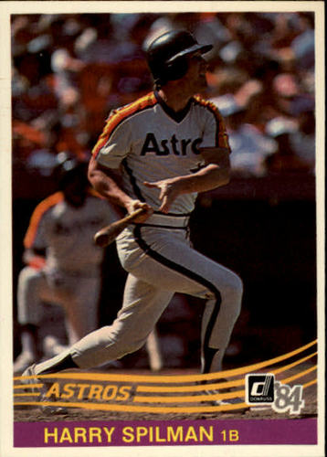 Photo of 1984 Donruss #258 Harry Spilman