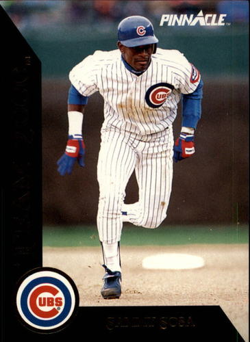 Photo of 1992 Pinnacle Team 2000 #55 Sammy Sosa