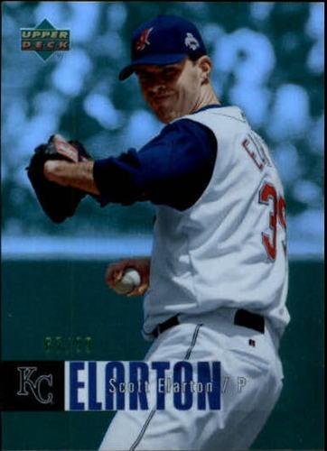 Photo of 2006 Upper Deck Special F/X Green #151 Scott Elarton /99