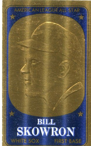 Photo of 1965 Topps Embossed #5 Bill Skowron