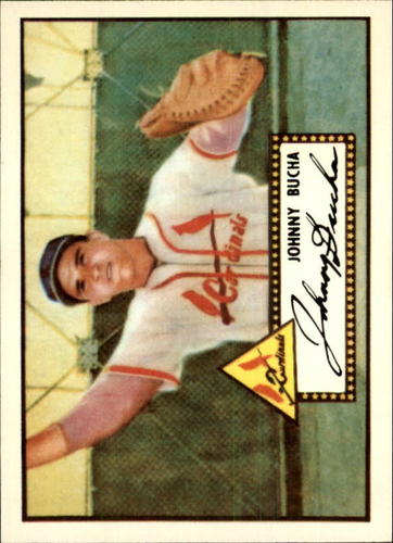 Photo of 1983 Topps 1952 Reprint #19 Johnny Bucha