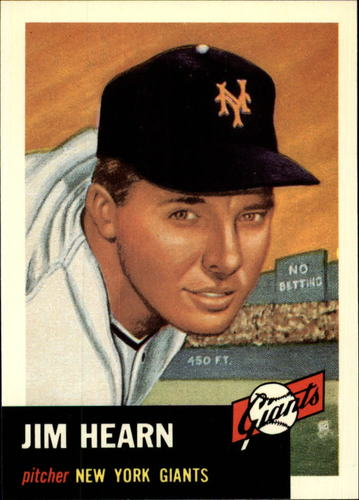 Photo of 1991 Topps Archives 1953 #38 Jim Hearn