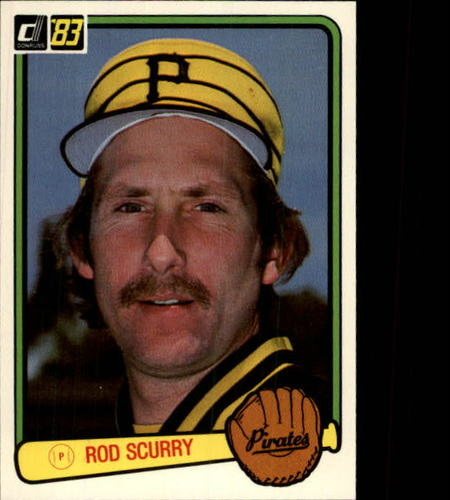Photo of 1983 Donruss #376 Rod Scurry