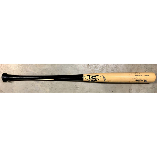 Photo of Game Used Broken Bat: Mike Zunino - September 26, 2020 v PHI