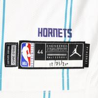 LaMelo Ball - Charlotte Hornets - Kia NBA Tip-Off 2020 - Game-Worn Association Edition Jersey - NBA Debut (3rd Overall Draft Pick)