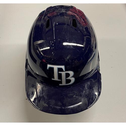 Photo of Team Issued TB Batting Helmet: Francisco Mejia #28