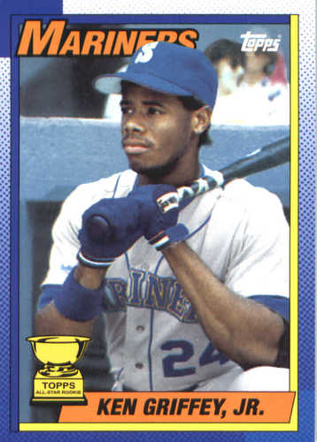 Photo of 2017 Topps Update All Rookie Cup #ARC22 Ken Griffey Jr. -- REPRINT