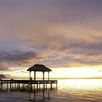 Photo of Take a Sunset Cruise and Enjoy a Romantic Dinner in Mauritius - click to expand.