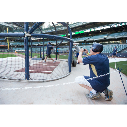 Photo of Batting Practice on the Field