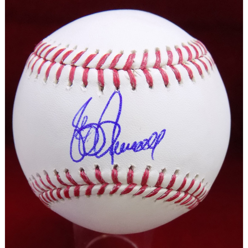 Photo of Jeff Russell Autographed Baseball