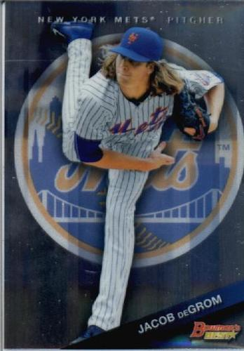 Photo of 2015 Bowman's Best #18 Jacob deGrom