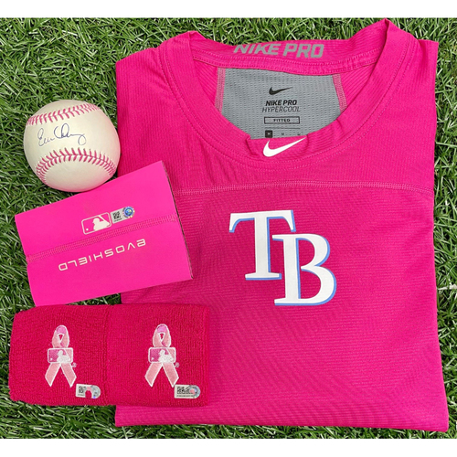 Photo of Autographed & Team Issued Mother's Day Package