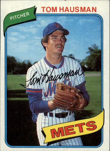 Photo of 1980 Topps #151 Tom Hausman DP